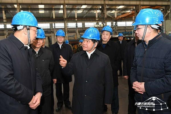 Li Jiheng urges for production safety